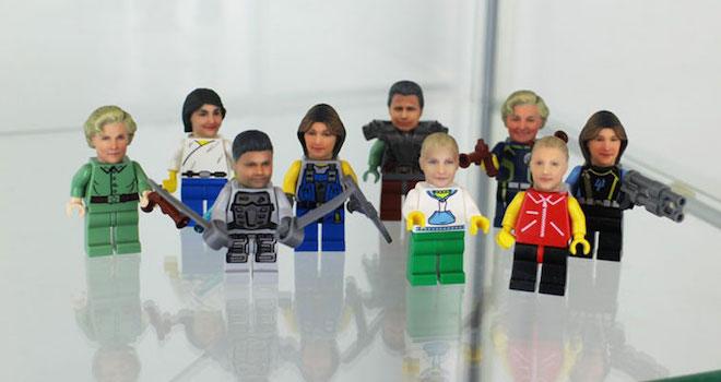 Lego 3D - 4