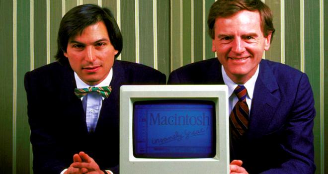 Steve-Jobs-John-Sculley-Old-School-Mac