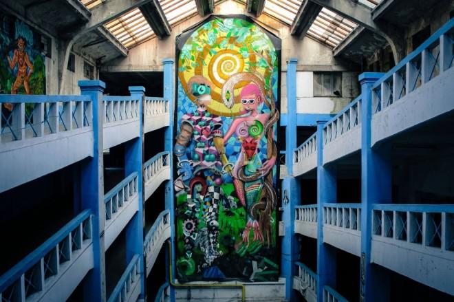 Street Art Bucarest 2