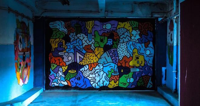 Street Art Bucarest 3