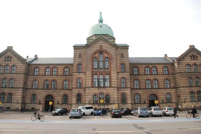 campus di Copenhagen
