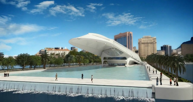museo brasile viaggi viaggiare rio museo del domani