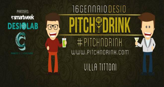 pitch drink desio