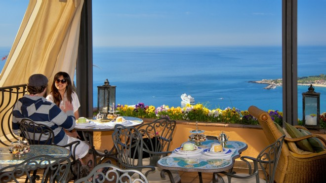 Hotel Villa Ducale. Taormina