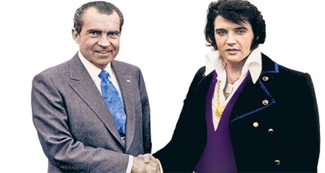 Nixon Elvis