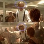 Un'acconciature per ogni prospettiva. Voi come lo preferite Leonardo Di Caprio?