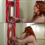 Recuperare un'accetta per liberare Jack dalle manette non è facile. Nemmeno se il vetro della cassetta appare e scompare in continuazione.