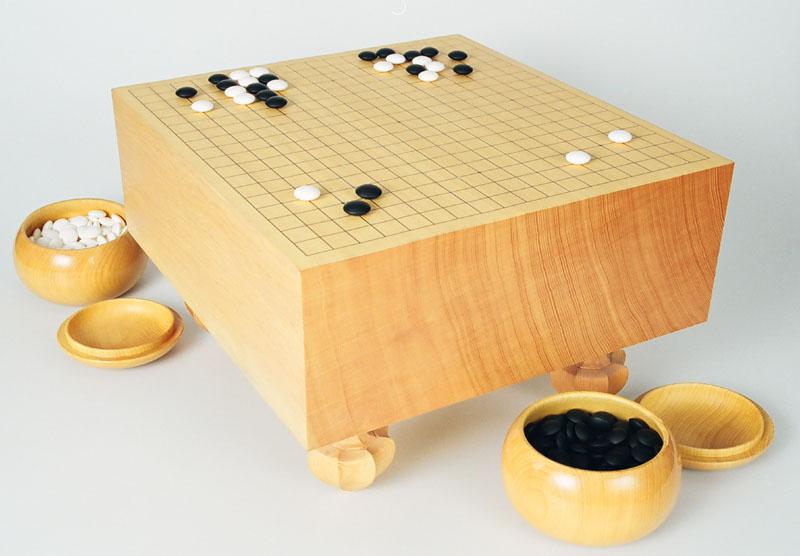 Go, gioco cinese