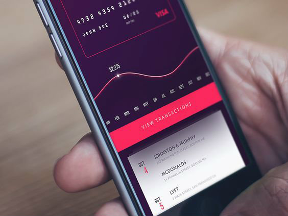 App sviluppata da FinTech