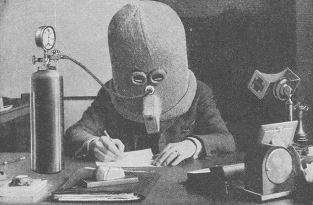 Hugo Gernsback's Isolator