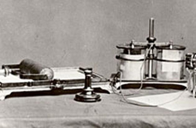 Penna Elettrica Edison