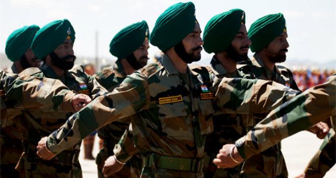 India militari