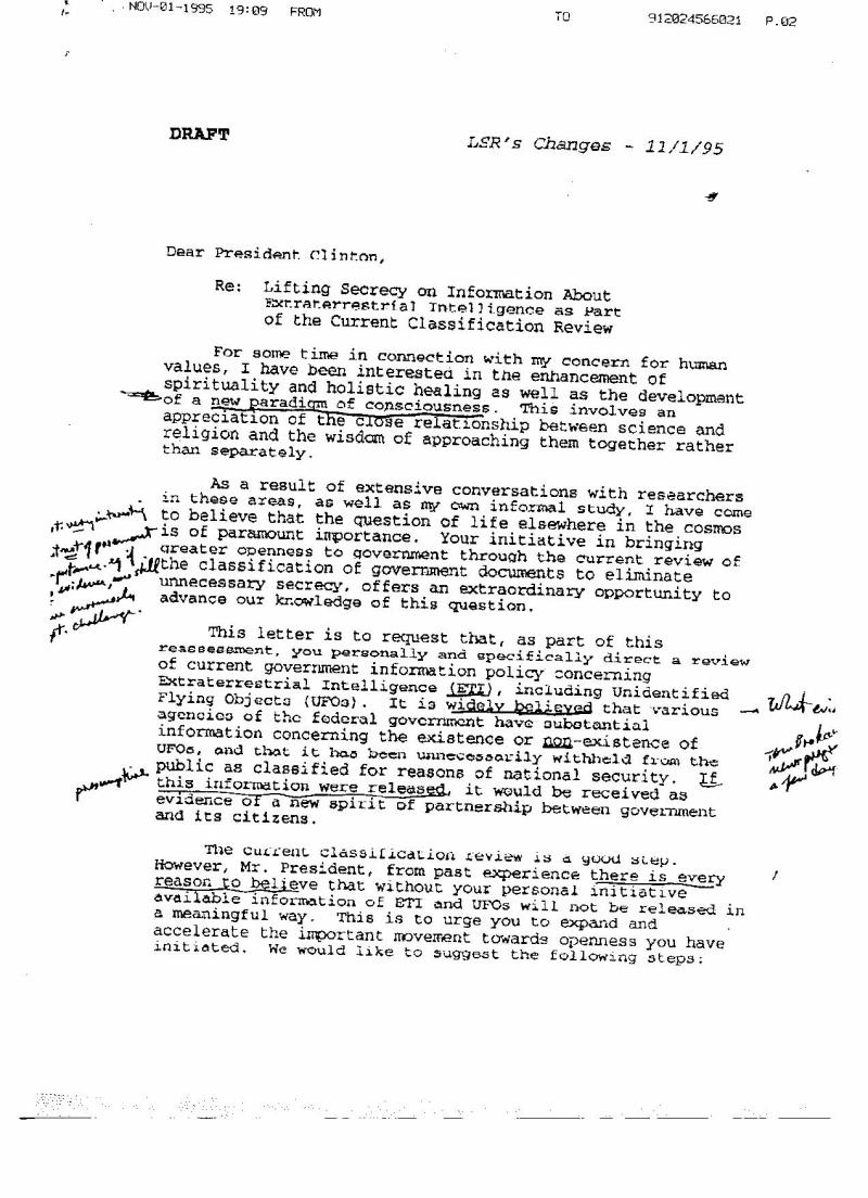 Lettera Clinton1