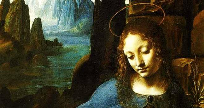 Vergine Delle Roccie