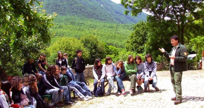 Lezione di Educazione Ambientale