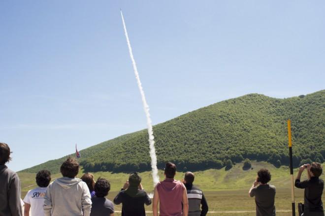 skyward missile