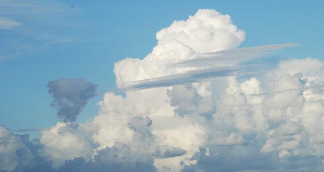 volti nuvole