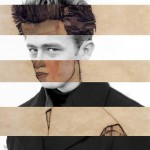 Autoritratto di Egon Schiele e James Dean