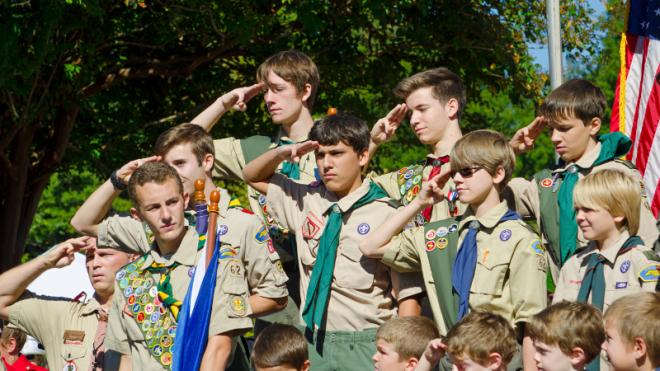 2-boy scout