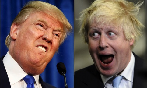 Johnson Trump