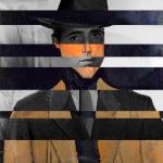 Ritratto di Un Uomo con Cappello di Amedeo Modigliani e Humprey Bogart