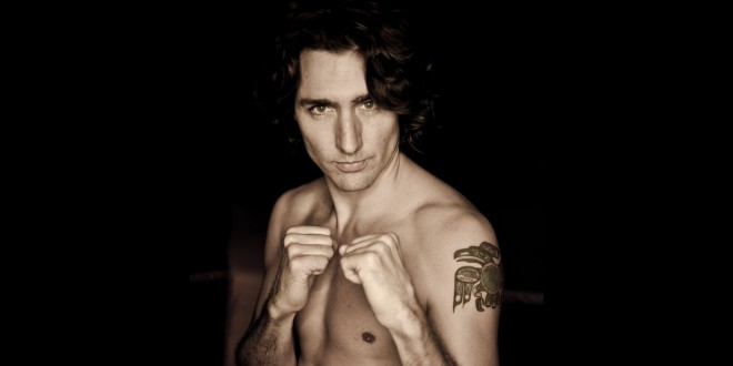 trudeau tatoo