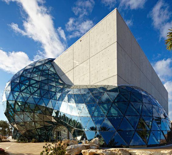 5 musei capolavori dell 39 architettura moderna pagina 4 di for Architettura moderna e contemporanea