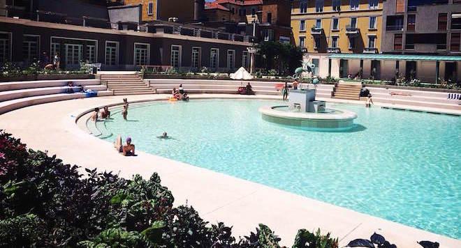Bagni misteriosi piscine ex caimi flawless milano