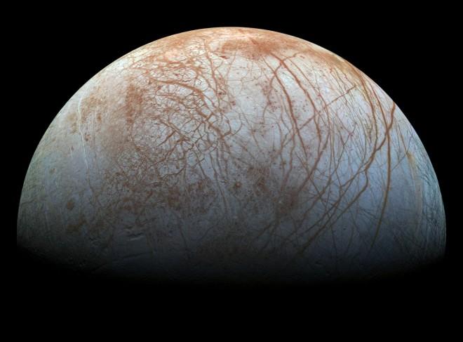 Europa Satellite