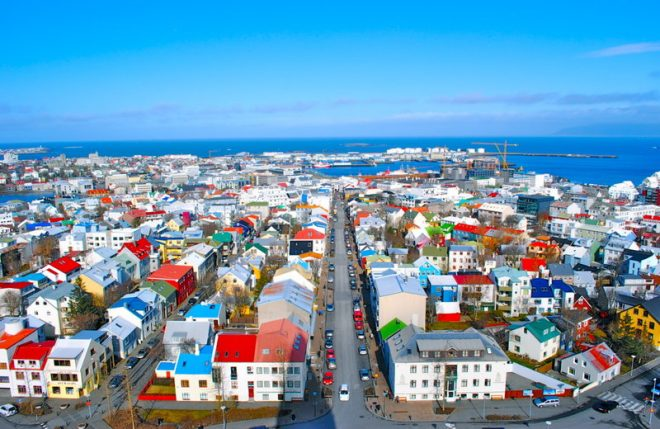 Reykjavik, Islanda Photograph www.thinkstockphotos.co.uk