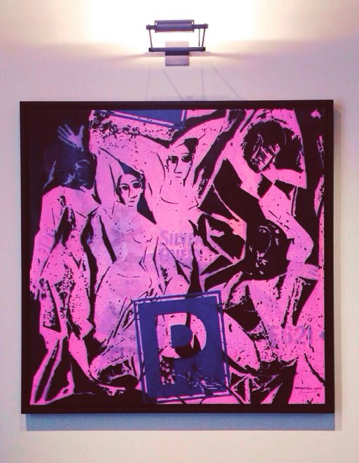 Farhan Siki in mostra a Milano