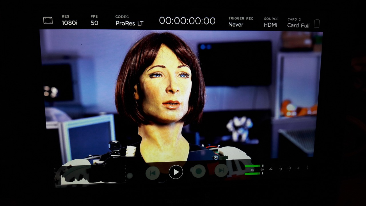 robot face-1