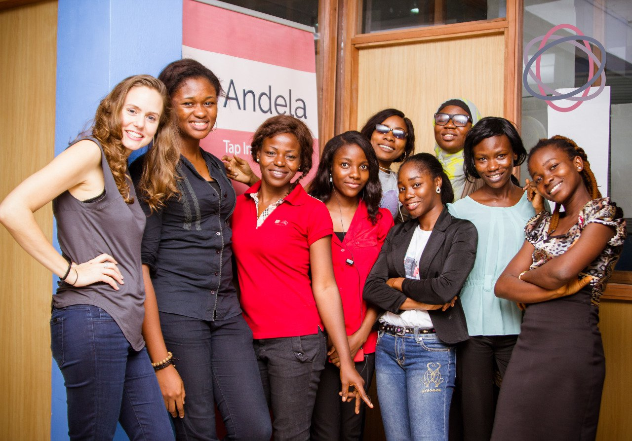 andela-women