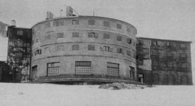 campo imperatore hotel