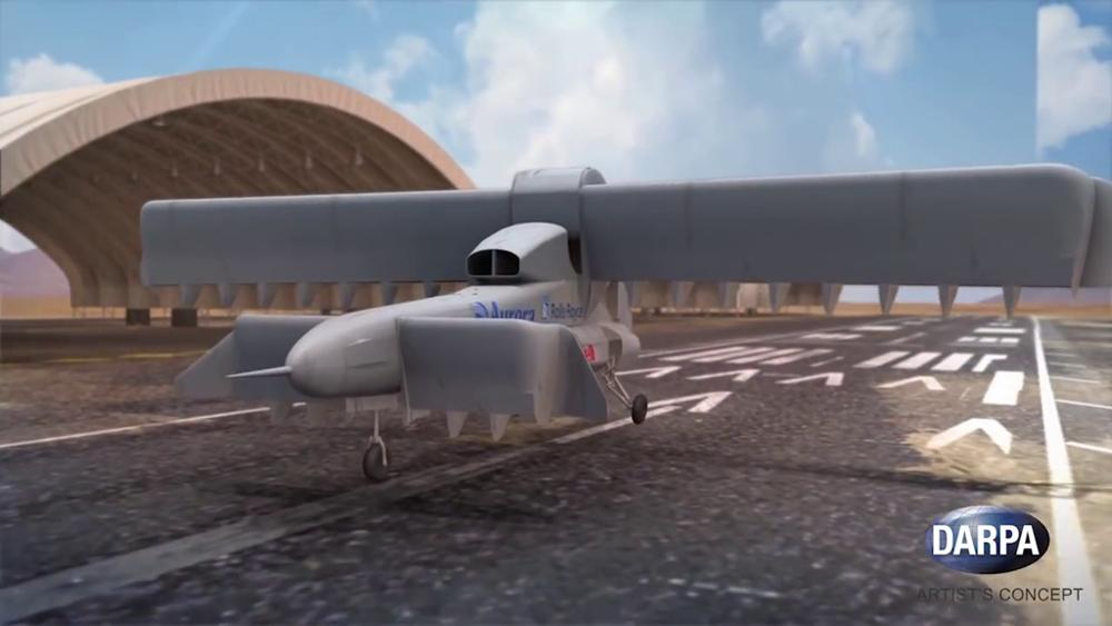 uber-plane