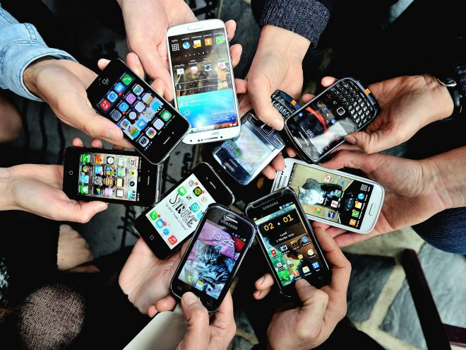 web-smartphones