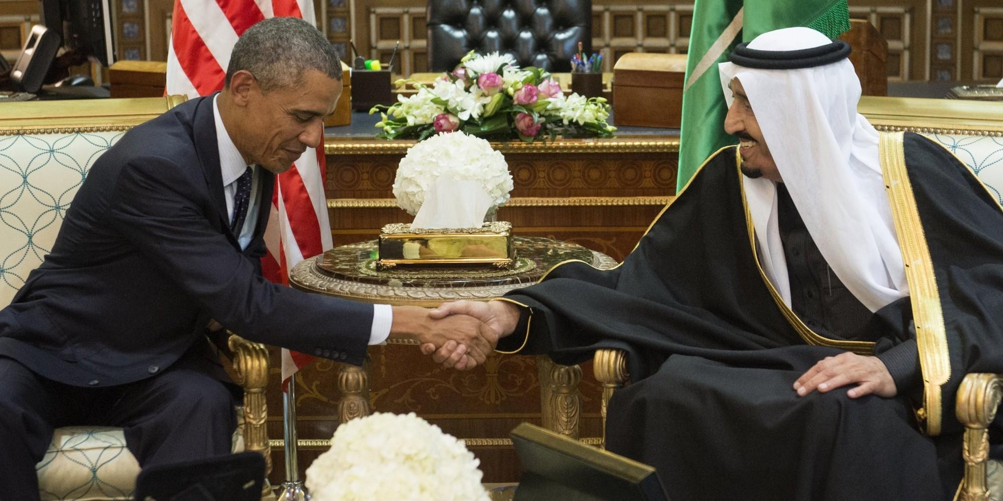obama arabia saudita