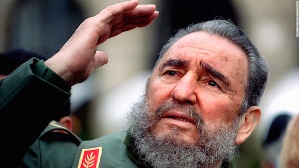 Il 25 novembre muore a L'Avana Fidel Castro.