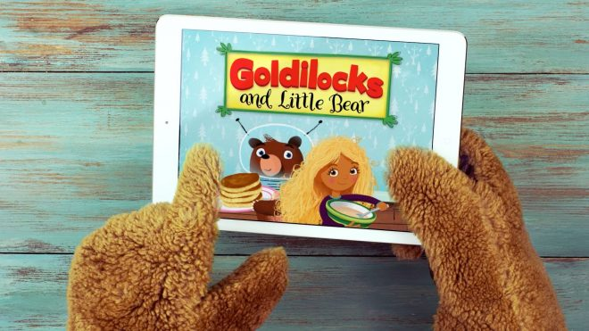 Goldilocks and Little Bear