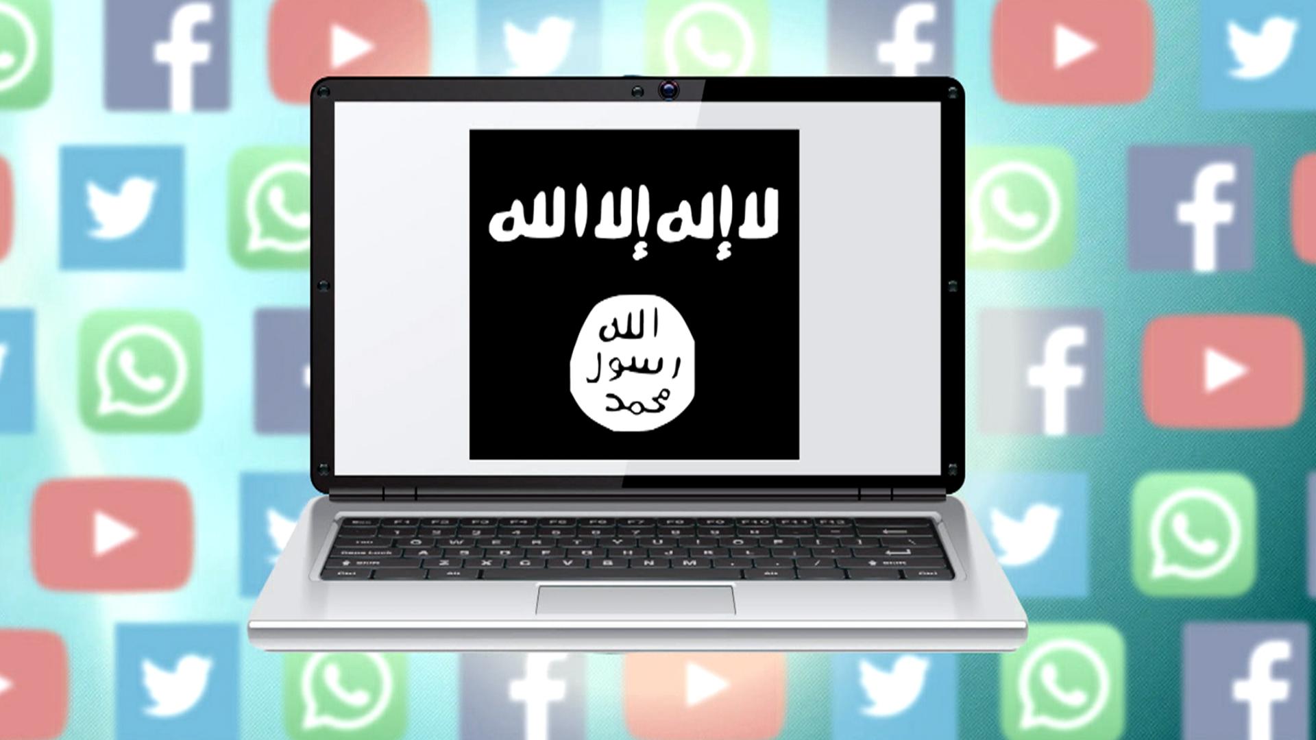 social media vs terrorismo