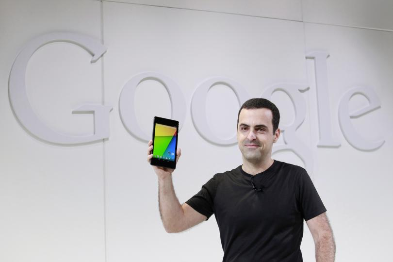 hugo barra google