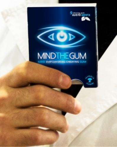 mind the gum