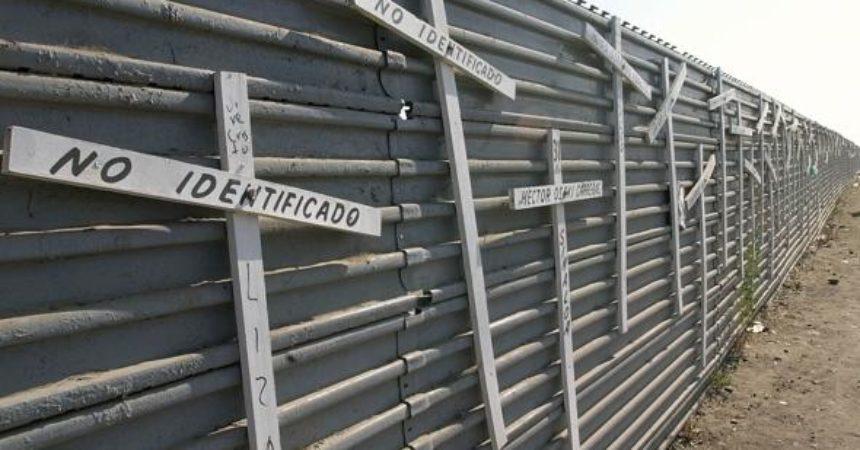 muro trump messico