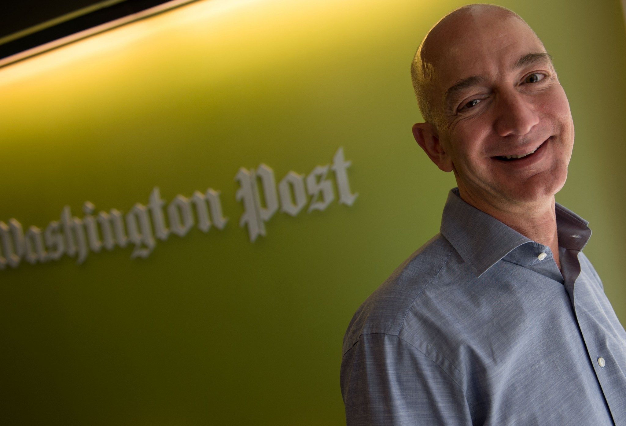 washington post bezos