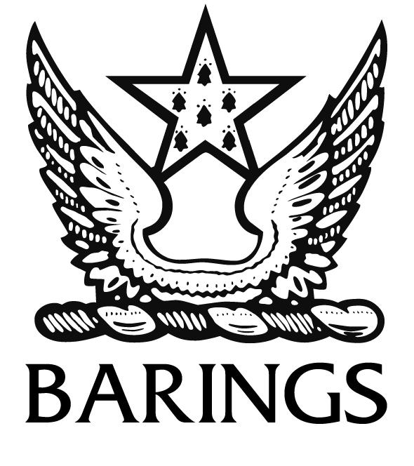baring