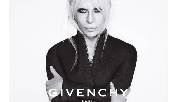 donatella x givenchy