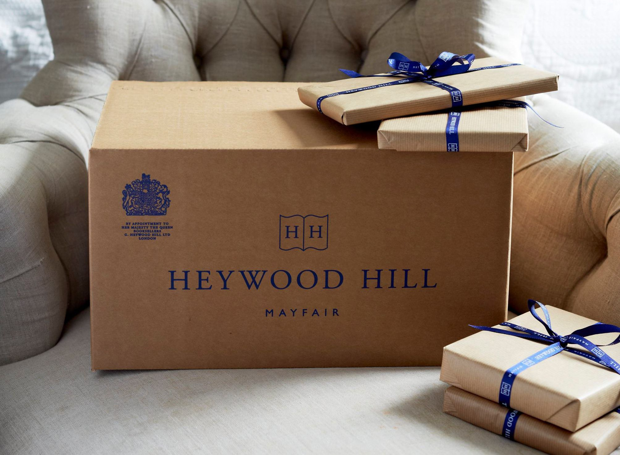 heywood hill box