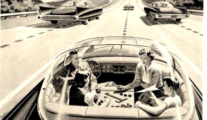 self-driving