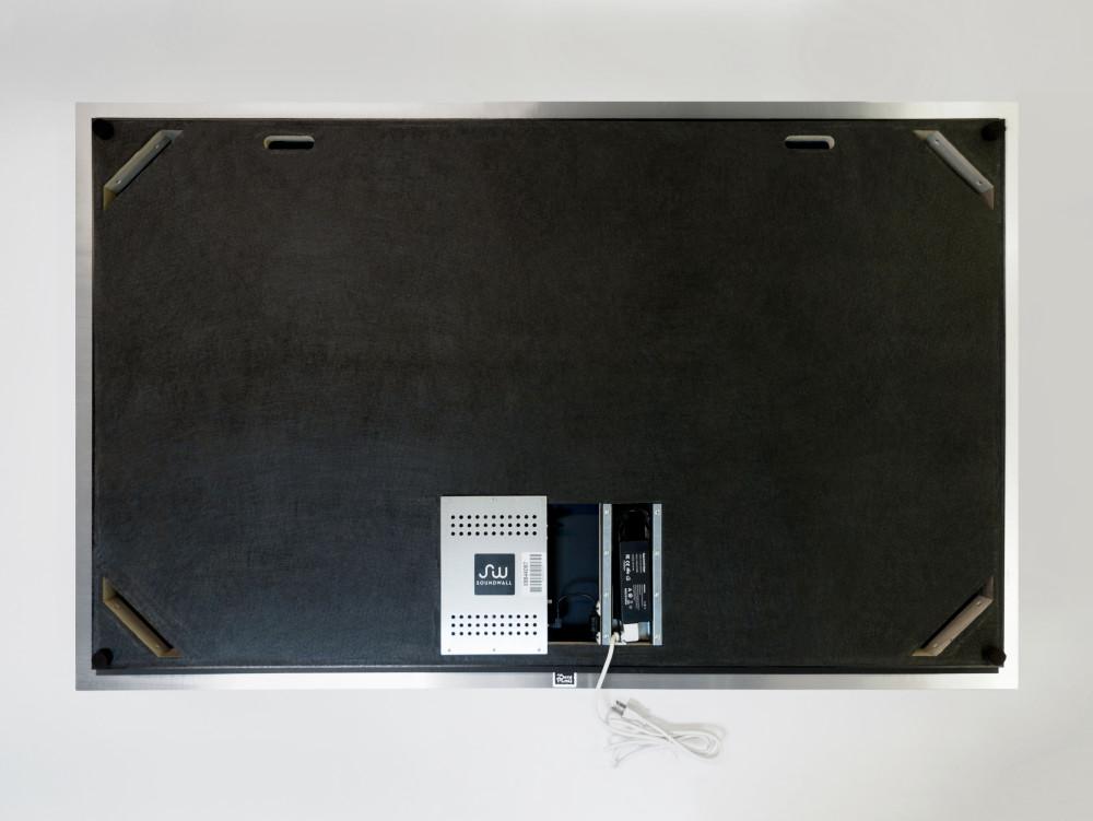 speaker soundwall