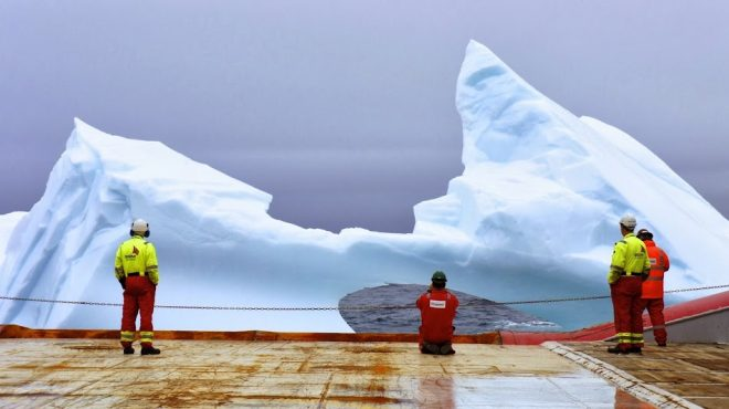 Iceberg-Mover